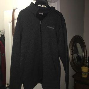 Columbia Turtle Neck Jacket